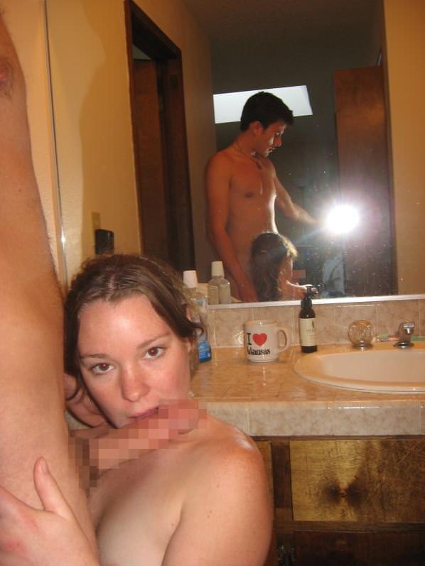 ハメ撮りに興奮してセックスを楽しむ素人外人のエロ画像 2232
