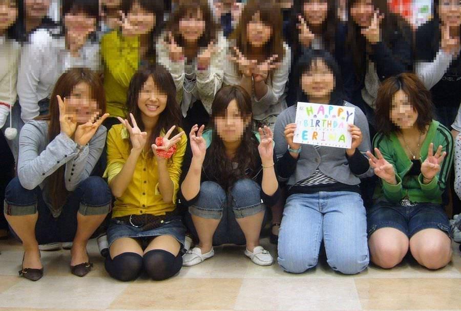 祝、中出し4P 黒髪の上京娘18歳!!!【個人撮影】 nfsbay: 後編