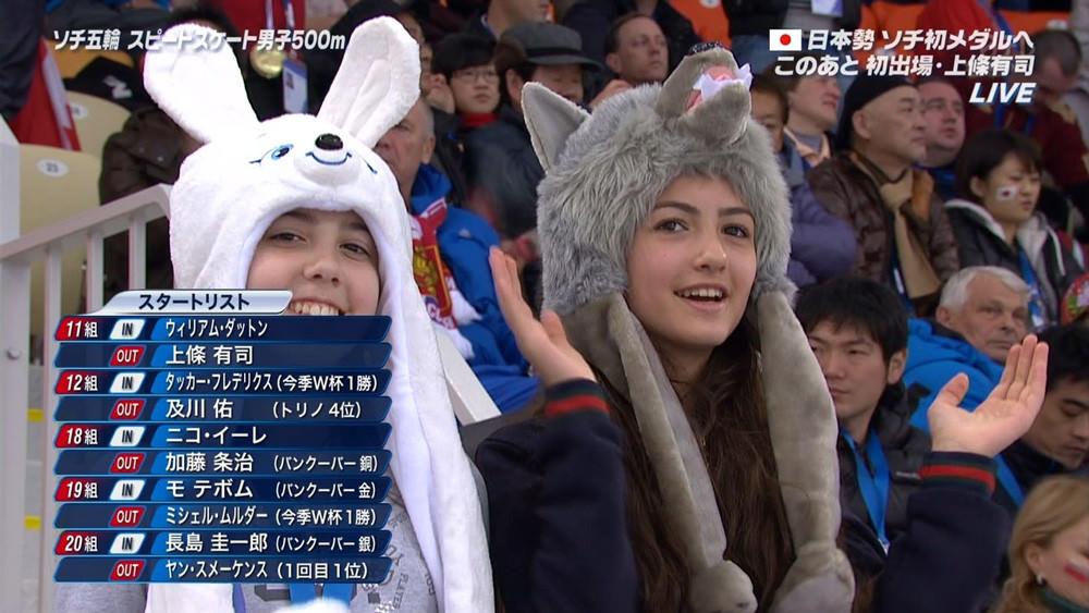 テレビに写った素人娘がめっちゃ可愛かった美少女のキャプエロ画像 2559