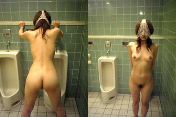 変態仮面の様にまん汁付きパンツを被って興奮してるド変態女のエロ画像 2651