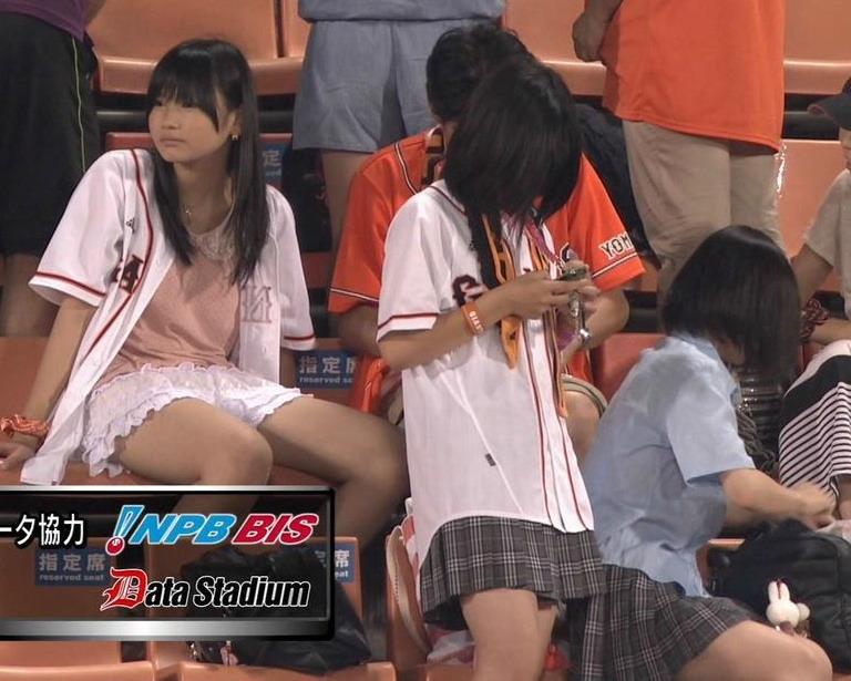 テレビに写った素人娘がめっちゃ可愛かった美少女のキャプエロ画像 2845