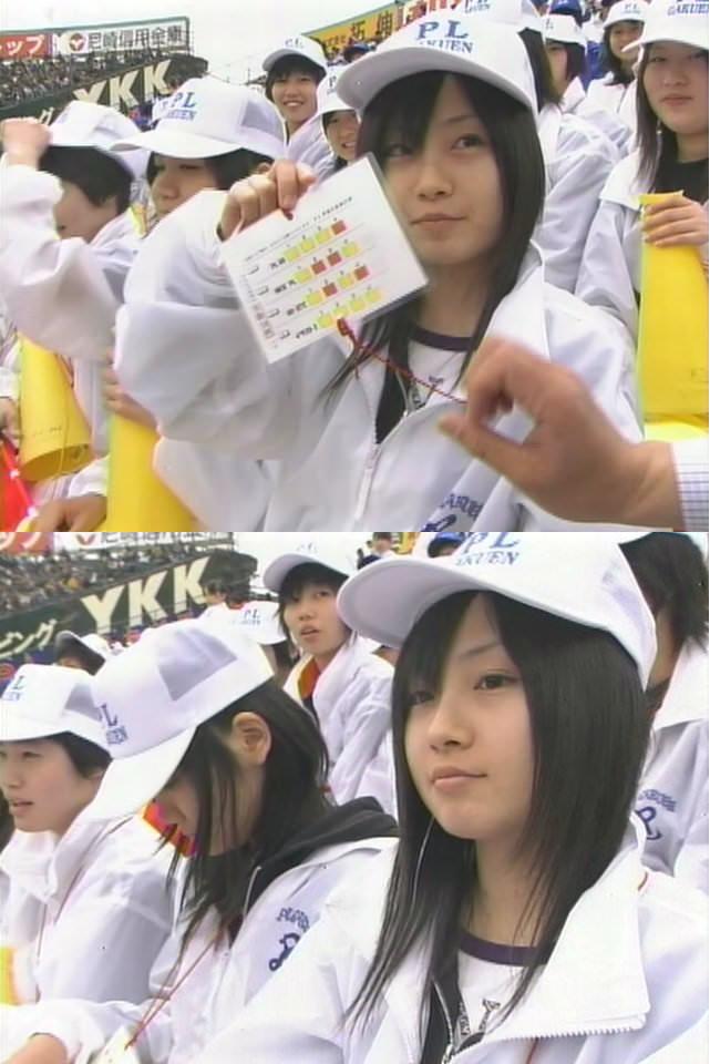 テレビに写った素人娘がめっちゃ可愛かった美少女のキャプエロ画像 3108