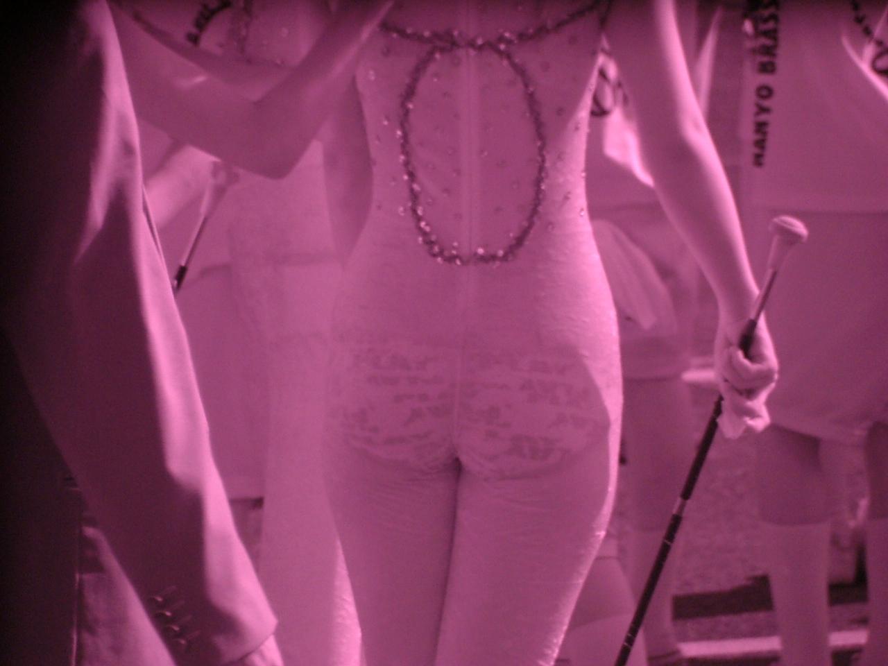 赤外線カメラを使っておっぱい丸透けの街撮りエロ画像 6143