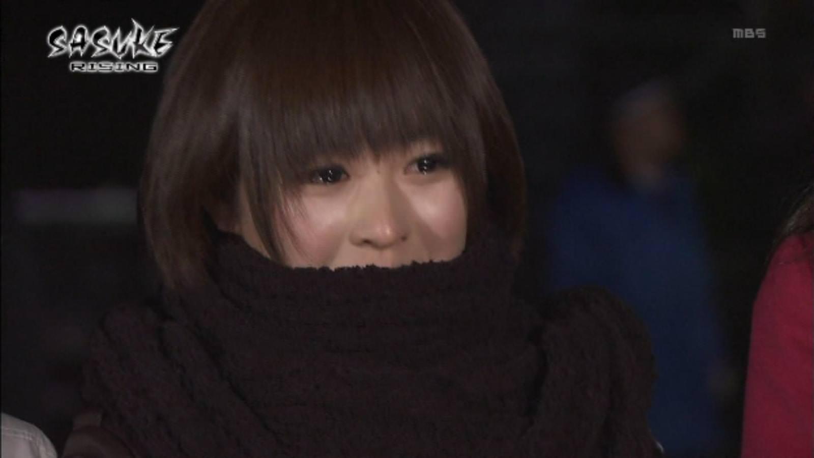 テレビに写った素人娘がめっちゃ可愛かった美少女のキャプエロ画像 790