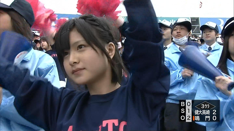 テレビに写った素人娘がめっちゃ可愛かった美少女のキャプエロ画像 990