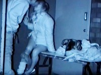 【盗撮】逮捕された盗撮犯が赤外線カメラで撮った素人カップルSEX現場が超凄いwww