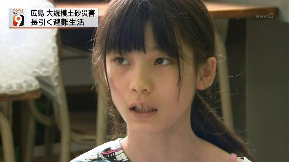 テレビに映った素人の女の子が美少女だったエロ画像 2155