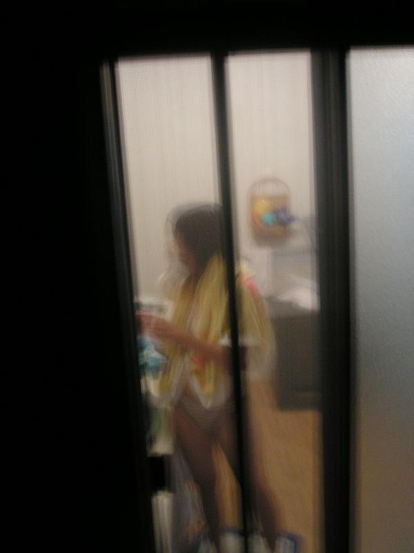 お風呂や脱衣所で裸になってる姿をガチ隠し撮りされた女のヤバいエロ画像 420