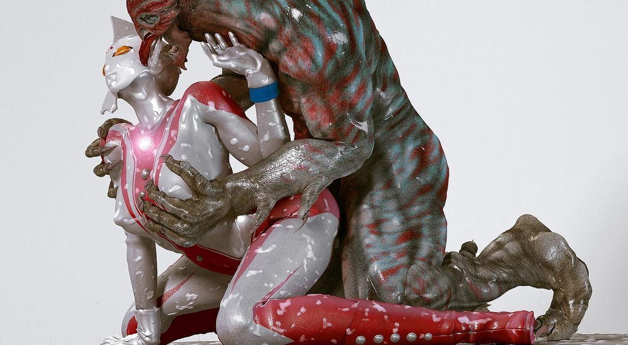 性欲が半端じゃないウルトラのママがセックスに溺れる人妻エロ画像 163