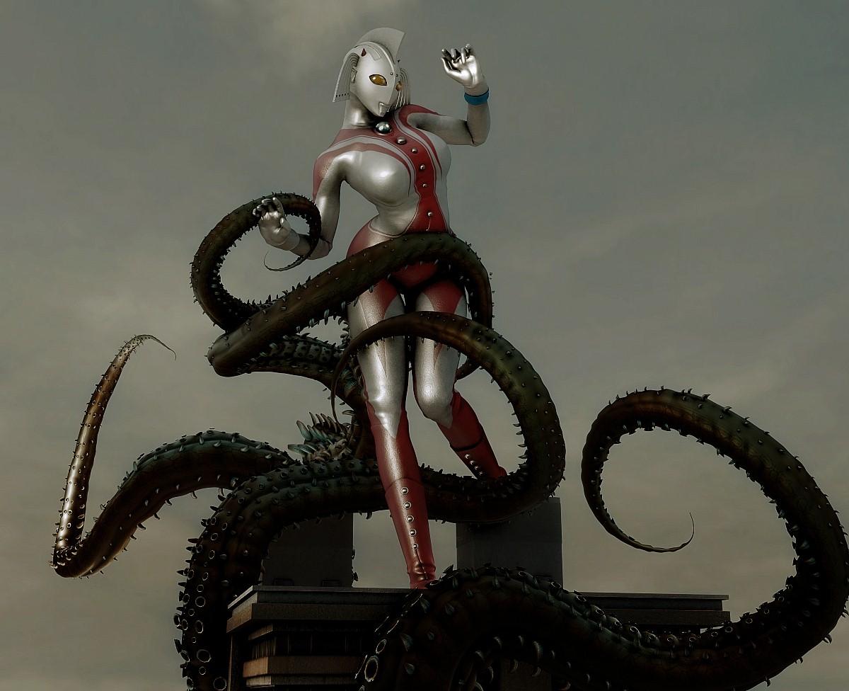 性欲が半端じゃないウルトラのママがセックスに溺れる人妻エロ画像 251