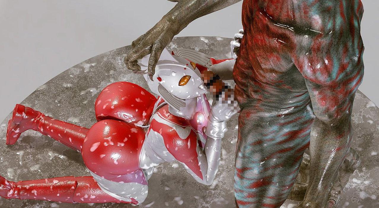 性欲が半端じゃないウルトラのママがセックスに溺れる人妻エロ画像 64