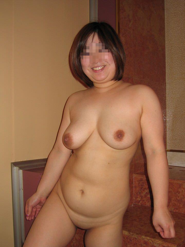贅肉が付いて食べごろになったおデブ熟女の全裸おっぱいが最高wwwwなエロ画像 1118