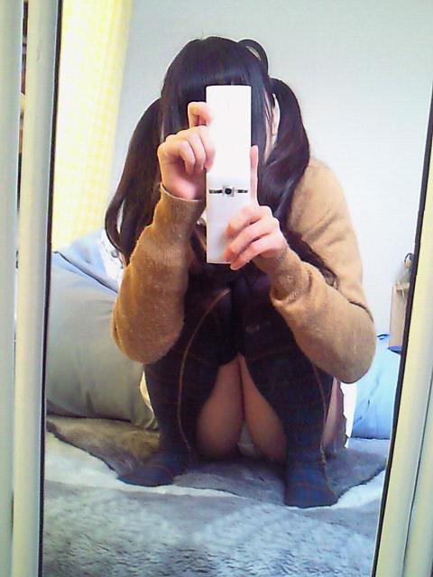 セックス依存症にかかった素人娘たちが出会い系用で撮影した自画撮りエロ画像 2229