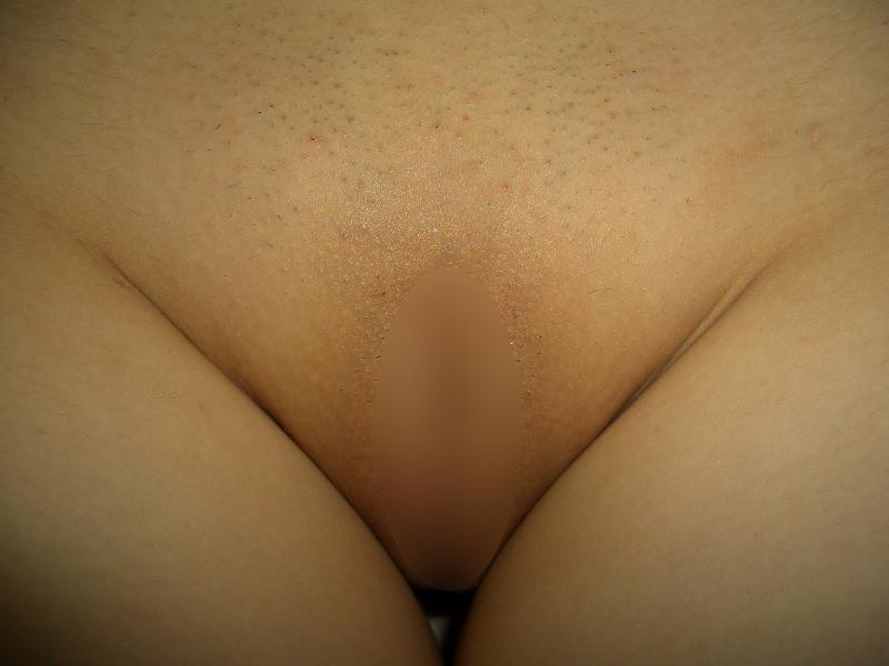 ツルッツルに剃り上げたパイパンまんこの接写撮りエロ画像 279
