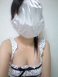 ドSな彼氏に変態仮面させられた可哀想な彼女のパンティー被ったおふざけエロ画像 1067