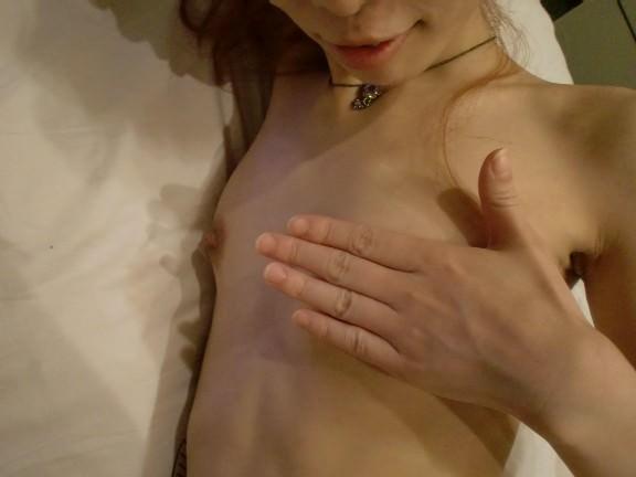 貧乳ちっぱいのガチロリ素人娘のエロ画像 2915