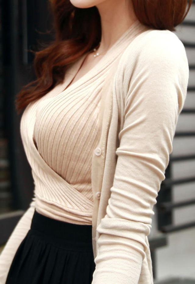 デカいだけじゃない。いい女×着衣巨乳の素敵な女性を街撮りwww 1002