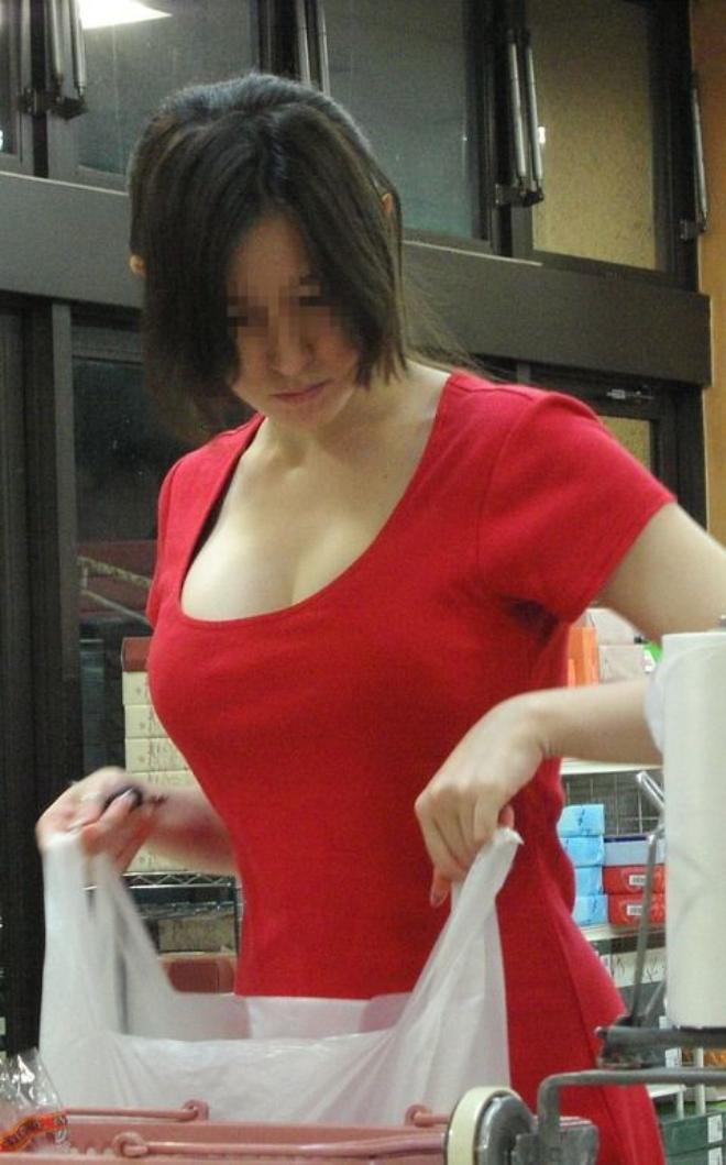 デカいだけじゃない。いい女×着衣巨乳の素敵な女性を街撮りwww 1007