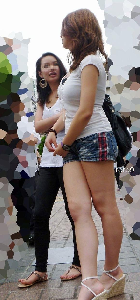 デカいだけじゃない。いい女×着衣巨乳の素敵な女性を街撮りwww 1009