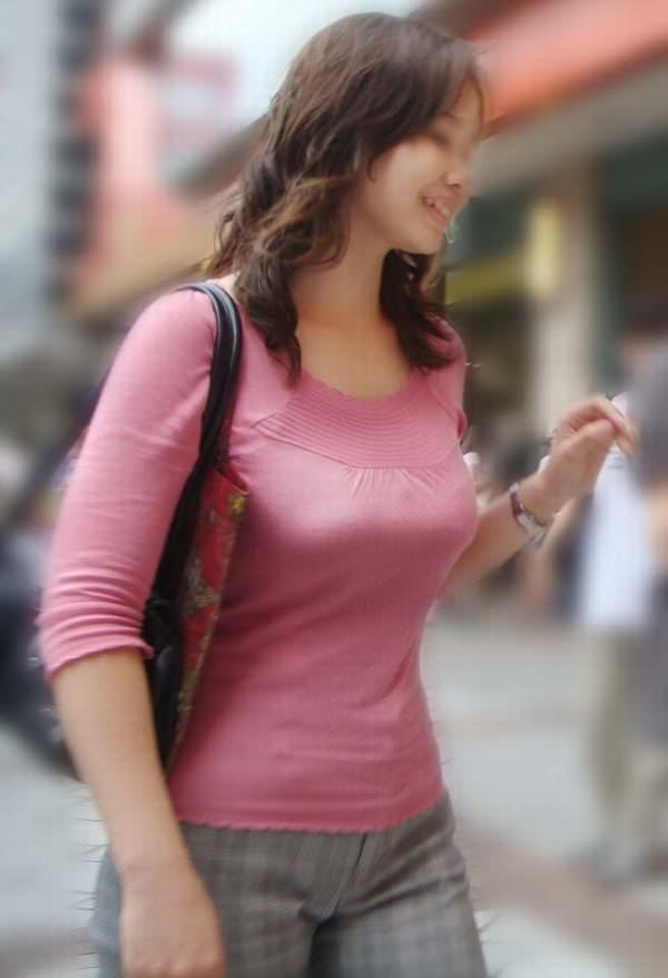 デカいだけじゃない。いい女×着衣巨乳の素敵な女性を街撮りwww 1010 1