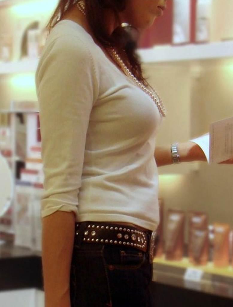デカいだけじゃない。いい女×着衣巨乳の素敵な女性を街撮りwww 1014 1
