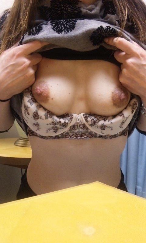 乳首が異様に発達した素人のおっぱいエロ画像 1020