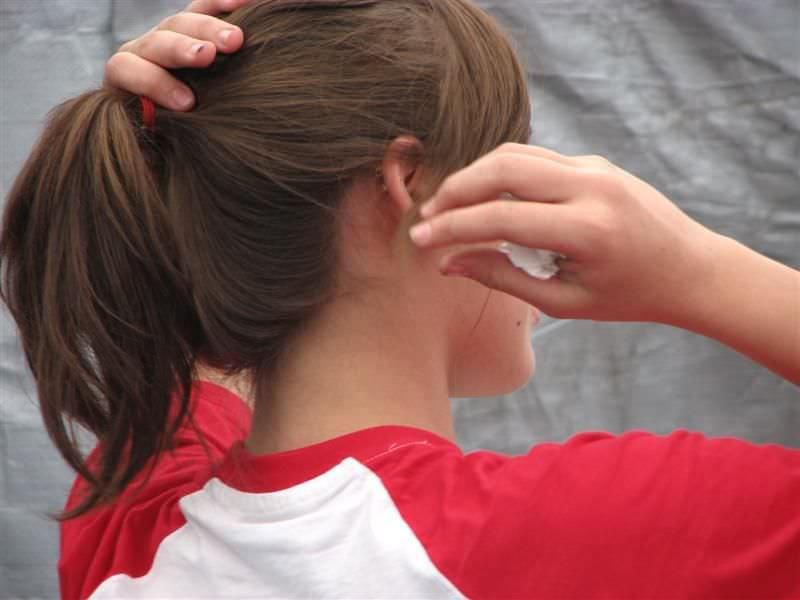 うなじにザーメンぶっかけて髪の毛に絡ませたくなるエロ画像 1324
