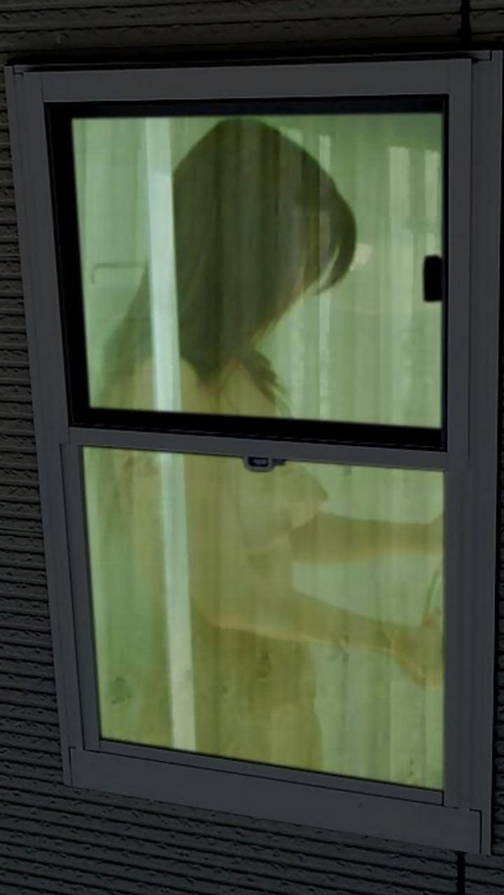 素人娘がカーテンの隙間から覗かれているガチな奴wwwこの隠し撮りはヤバすぎるwwwww 1842 1
