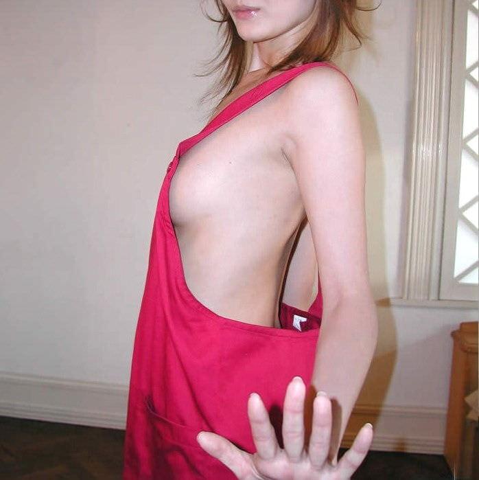 変態の旦那が奥さんに裸エプロン強要してネットに流してる素人妻のエロ画像 2223