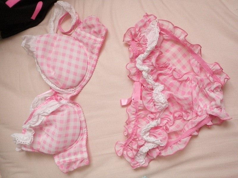 嫁の下着を洗濯物から引っ張りだして勝手にうpしたエロ画像 93