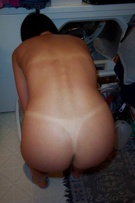 ナンパした素人ギャルをラブホに連れ込んで日焼け跡を撮影→ネット流出wwwwwwエロ画像 1068