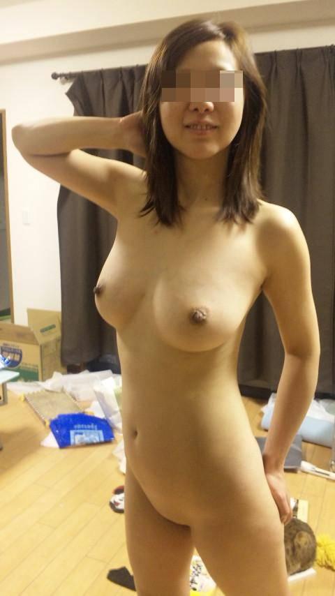 巨乳とクビレのコラボwwwwスタイル良すぎる元カノのエロい裸写メ流出させたるwwww 13115