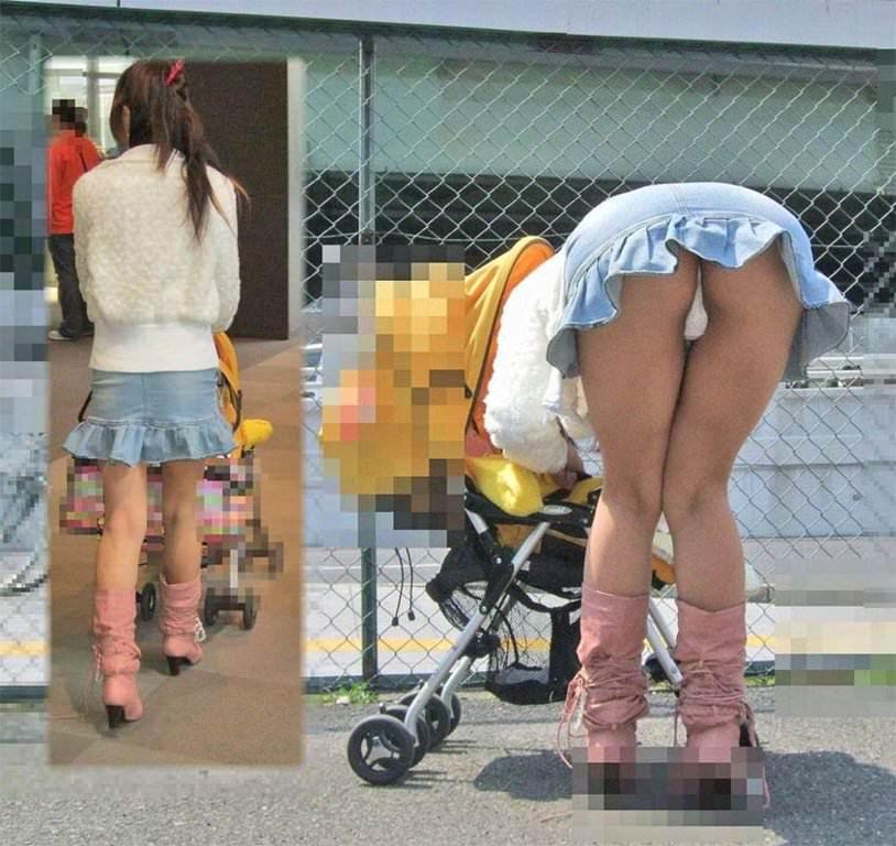 色んなシチュエーションで無防備な下半身を晒す素人女の太ももをちゃっかり撮っちゃいましたwwwwww 13152