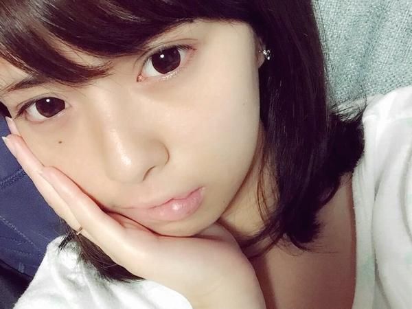 うはwすっぴんが可愛い!化粧なしでSNS投稿された素人女子の自撮り写メ!! IMG 5071