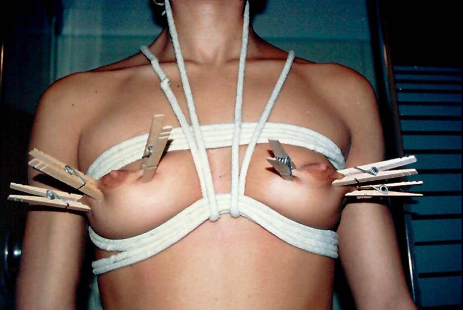 ドM女の拷問されてる姿が痛々しいwwwSMエロ画像 1108