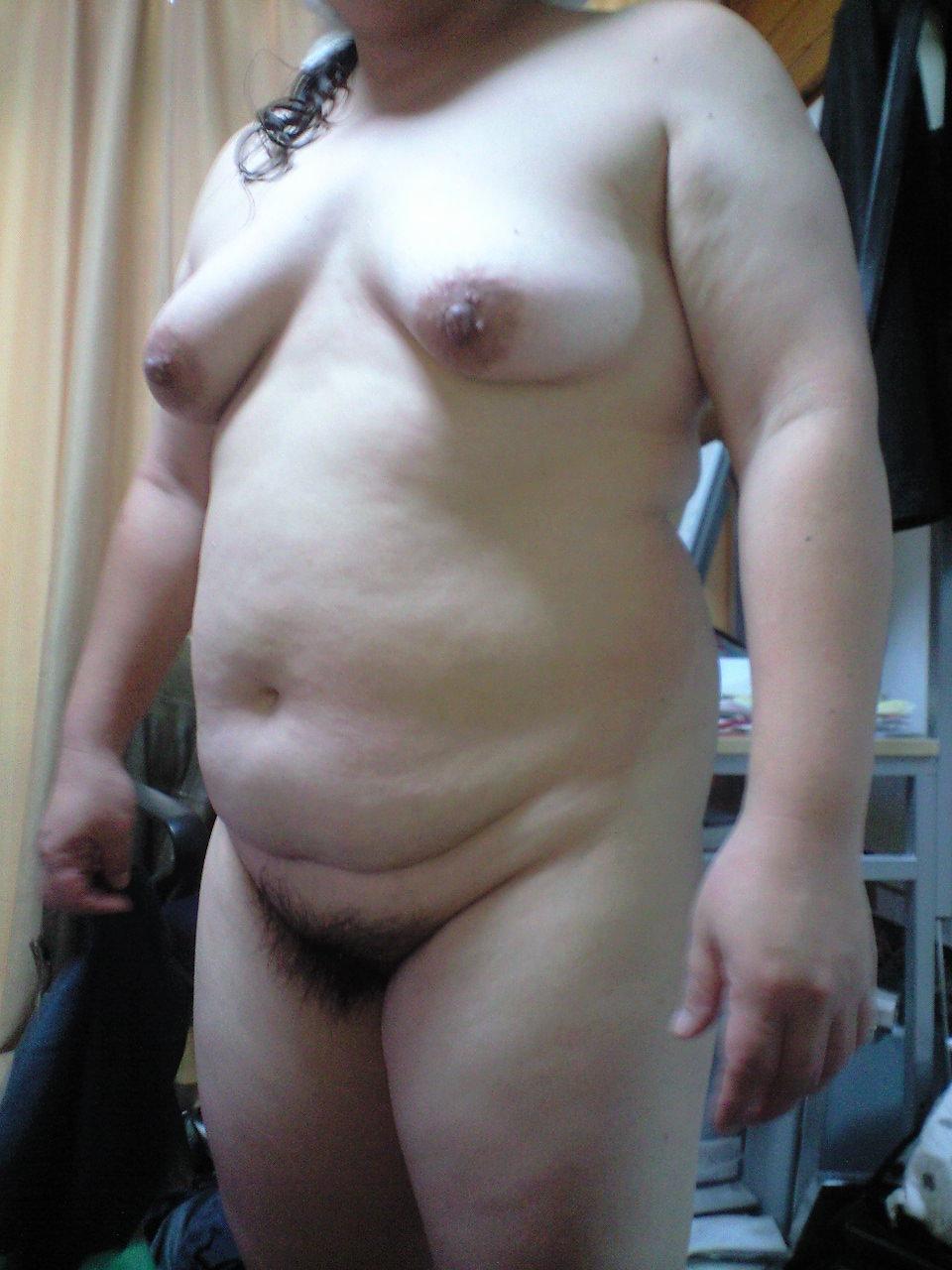 体たらくっぷりが逆に可愛いデブ専おデブちゃんヌードの素人エロ画像 1435