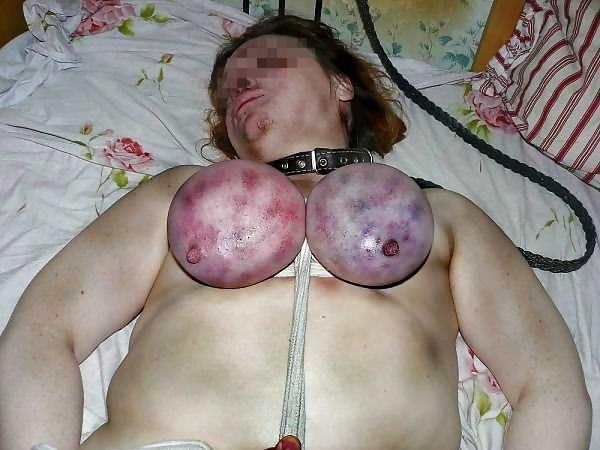 ドM女の拷問されてる姿が痛々しいwwwSMエロ画像 2123