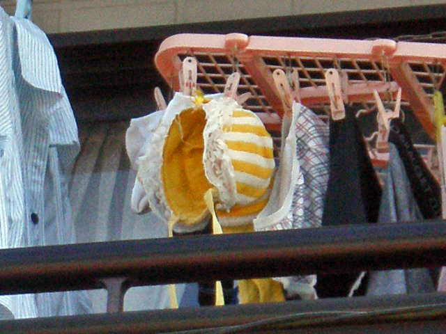 匂い嗅いでシコシコしたくなる素人妻の下着エロ画像 1719