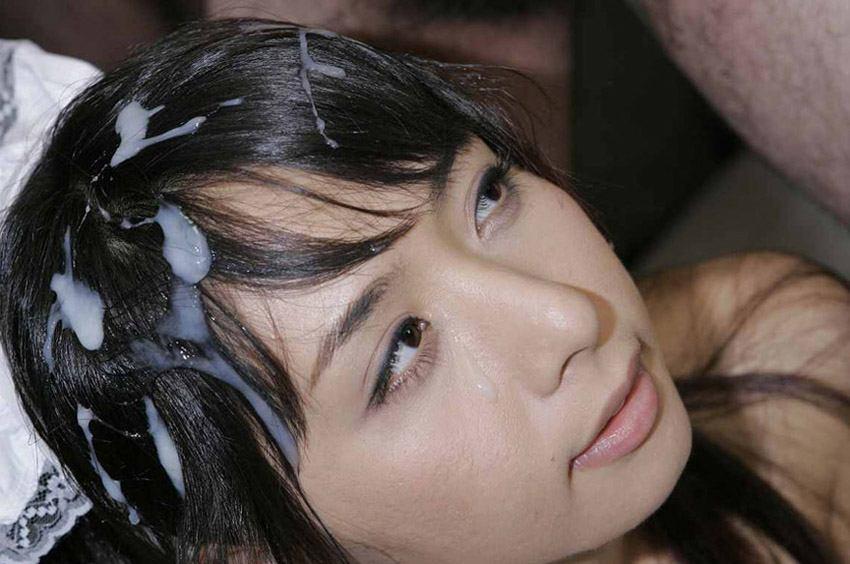 女の大切な髪に問答無用でザーメンぶっかけたったwwwエロ画像 2029
