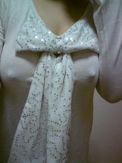 衣服に透ける梅干し乳首がコリコリしてるwww透け乳おっぱいのエロ画像 262