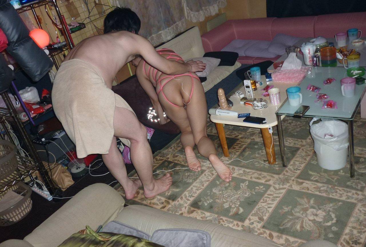 潤いを欲する干からびる寸前のおばさんwwwだらしない素人熟女の体のエロ画像 266