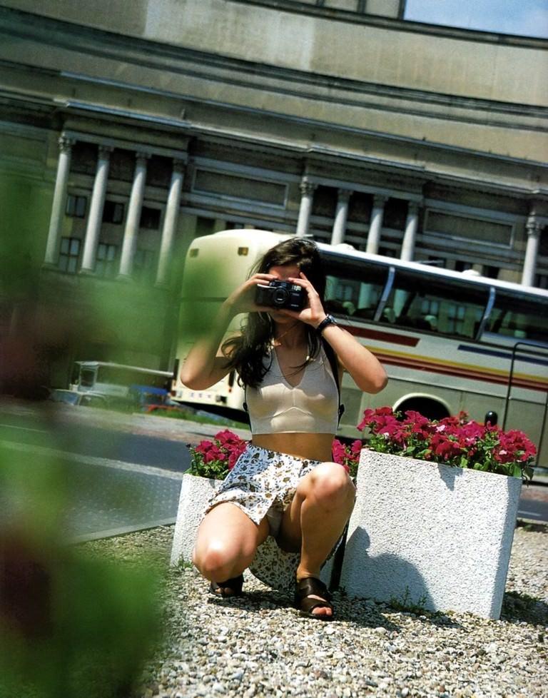 パンチラとかマンチラってクッソエロいwwww街撮り素人エロ画像 2718