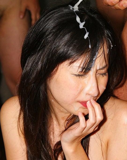 女の大切な髪に問答無用でザーメンぶっかけたったwwwエロ画像 632