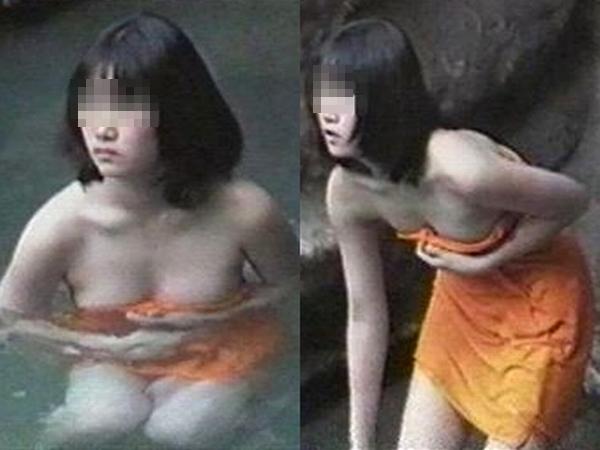 素人女性の入浴をガチ盗撮、今日のオナニーのおかずにしようwwwww 012