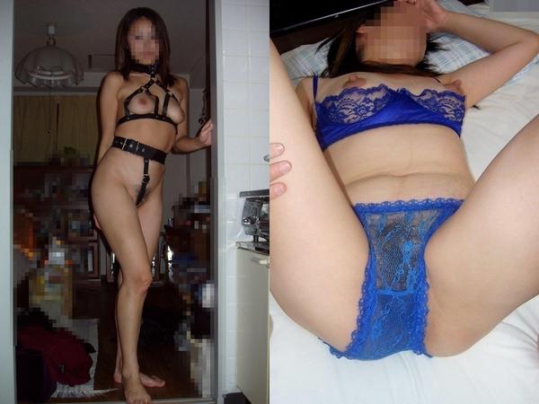 自宅でSEXする20代☆素人妻のエロ下着姿を投稿wwwマンコおっぱい丸見えですけどぉーwww 0124