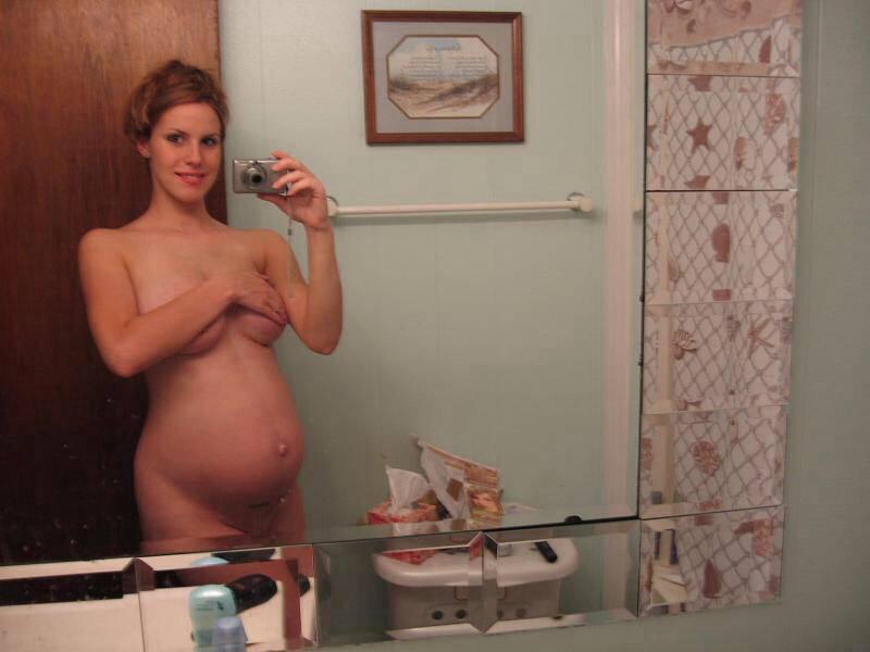 妊娠しても性欲が衰えない白人妊婦wwwマタニティーの素人エロ画像 1615