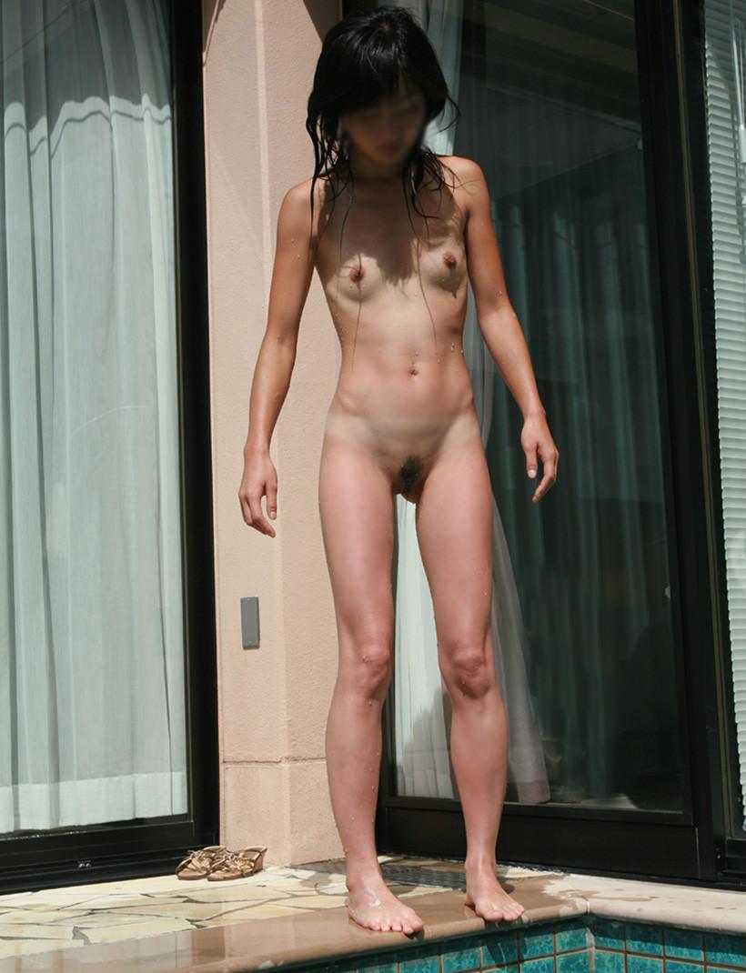 スタイルを気にしすぎてガリッガリに痩せ細った貧乳ちゃんwwwフェチエロ画像 250