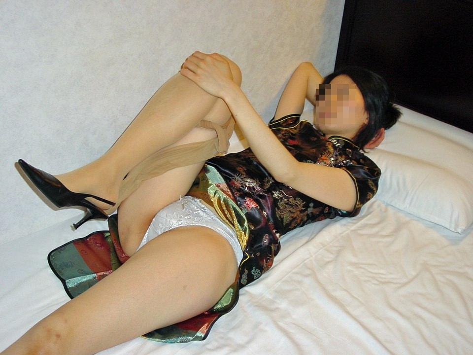 ラブホで彼女のコスプレ写メって流出させた変態カップルのエロ画像 3613