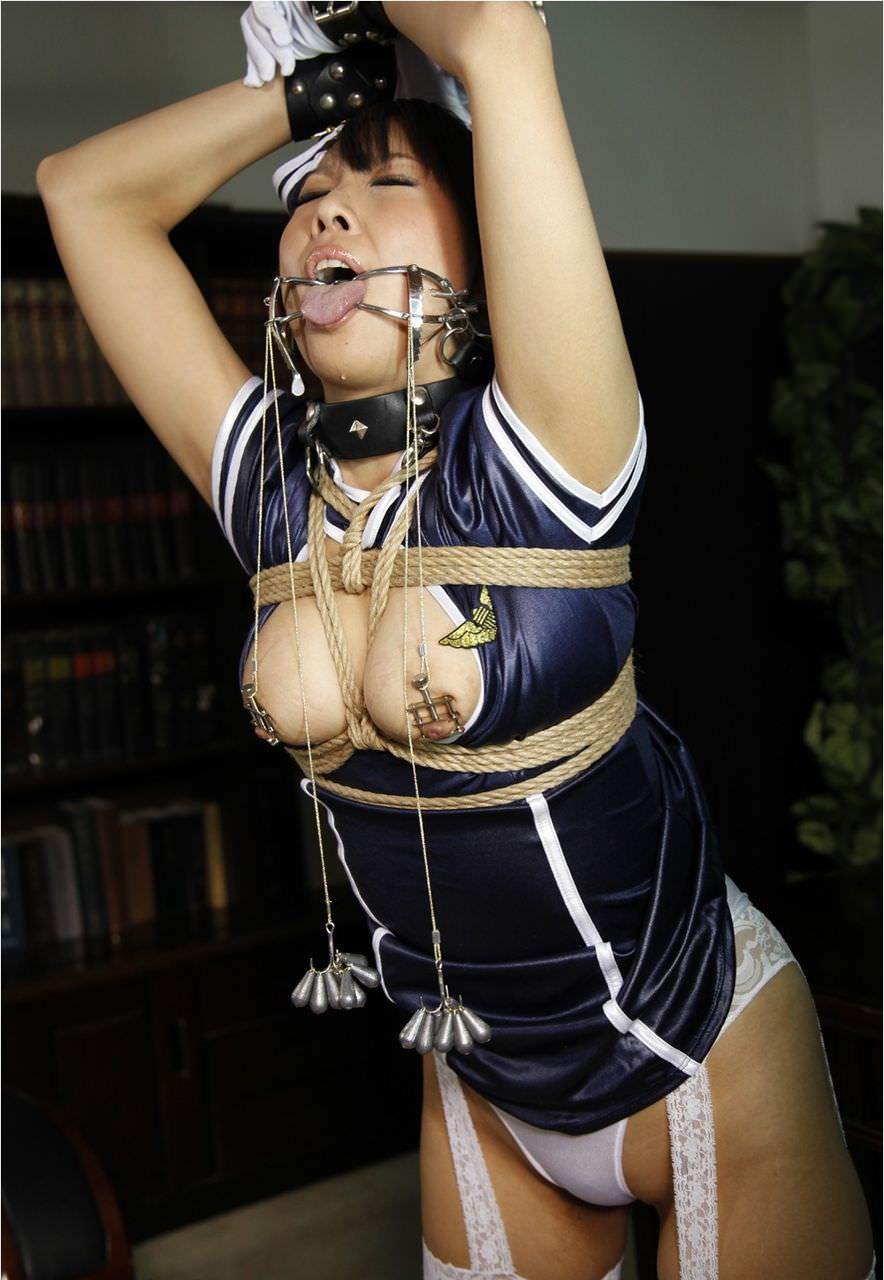 アブノーマルなハードSMでビンビンに濡れちゃってるド変態娘www彼女にも試してみたいwww 392