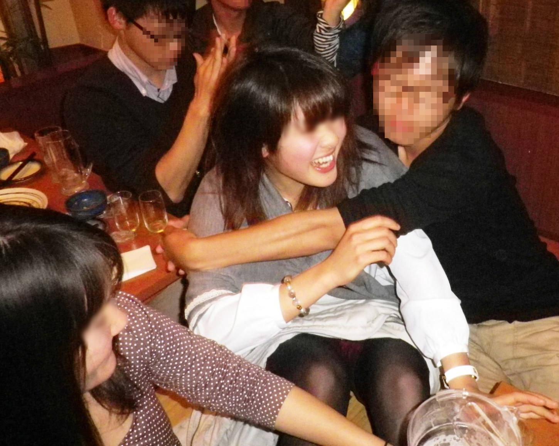 ヤリサーで飲み会からのセックスに持ち込まれるエロカワ女子大生たちが半端ないwwwww 2307